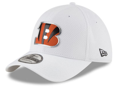 Cincinnati Bengals New Era 2016 NFL On Field Color Rush 39THIRTY Cap