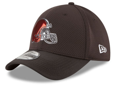 Cleveland Browns New Era 2016 NFL On Field Color Rush 39THIRTY Cap