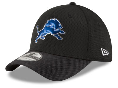 Detroit Lions New Era 2016 NFL On Field Color Rush 39THIRTY Cap
