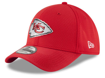 Kansas City Chiefs New Era 2016 NFL On Field Color Rush 39THIRTY Cap