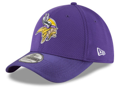 Minnesota Vikings New Era 2016 NFL On Field Color Rush 39THIRTY Cap
