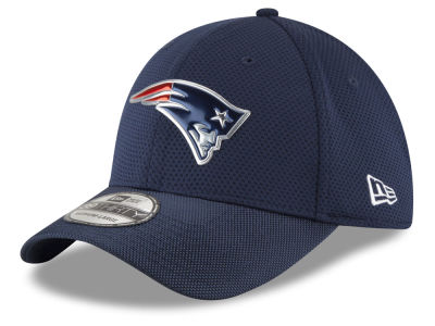 New England Patriots New Era 2016 NFL On Field Color Rush 39THIRTY Cap