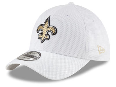New Orleans Saints New Era 2016 NFL On Field Color Rush 39THIRTY Cap