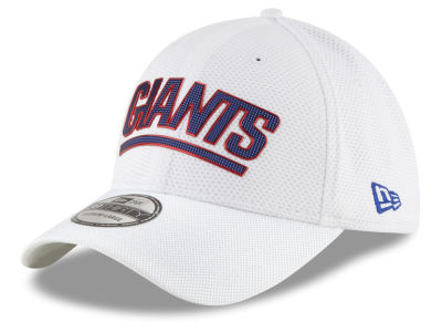 New York Giants New Era 2016 NFL On Field Color Rush 39THIRTY Cap