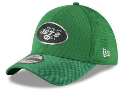 New York Jets New Era 2016 NFL On Field Color Rush 39THIRTY Cap