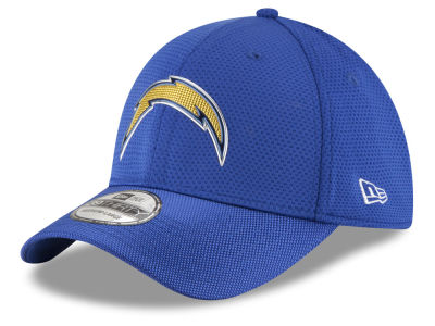 San Diego Chargers New Era 2016 NFL On Field Color Rush 39THIRTY Cap