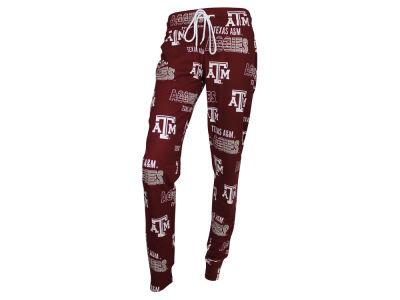 Texas A&M Aggies Concept Sports NCAA Women's Printed Sleep Pants
