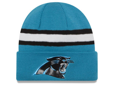 Carolina Panthers New Era 2016 NFL On Field Color Rush Knit