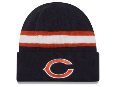 Chicago Bears New Era 2016 NFL On Field Color Rush Knit