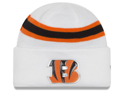 Cincinnati Bengals New Era 2016 NFL On Field Color Rush Knit