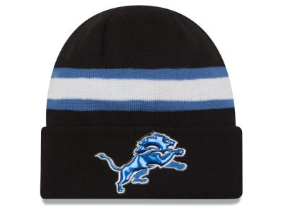 Detroit Lions New Era 2016 NFL On Field Color Rush Knit