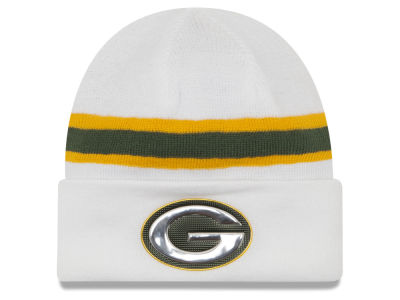 Green Bay Packers New Era 2016 NFL On Field Color Rush Knit