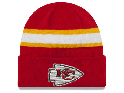 Kansas City Chiefs New Era 2016 NFL On Field Color Rush Knit