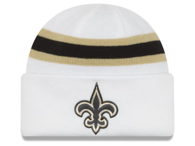 New Orleans Saints New Era 2016 NFL On Field Color Rush Knit