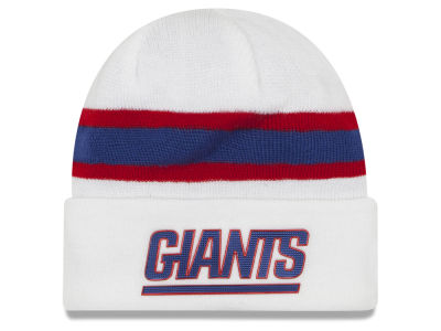 New York Giants New Era 2016 NFL On Field Color Rush Knit