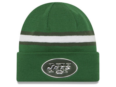 New York Jets New Era 2016 NFL On Field Color Rush Knit