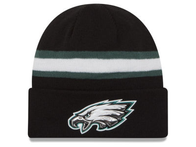 Philadelphia Eagles New Era 2016 NFL On Field Color Rush Knit