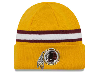 Washington Redskins New Era 2016 NFL On Field Color Rush Knit