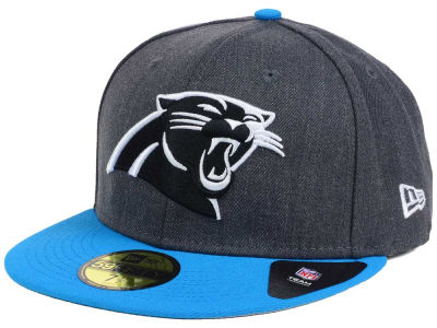 Carolina Panthers New Era NFL Shader Melt 59FIFTY Cap