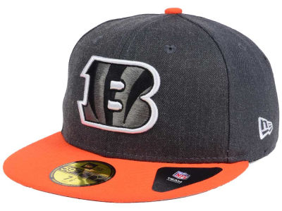 Cincinnati Bengals New Era NFL Shader Melt 59FIFTY Cap