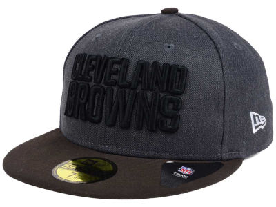 Cleveland Browns New Era NFL Shader Melt 59FIFTY Cap