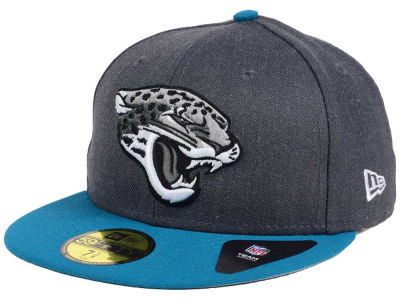 Jacksonville Jaguars New Era NFL Shader Melt 59FIFTY Cap