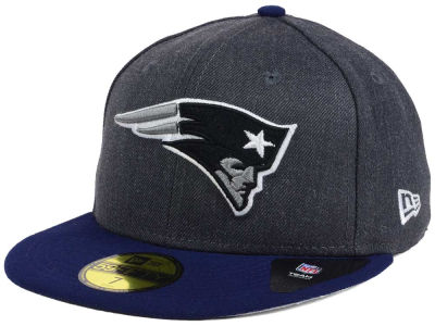 New England Patriots New Era NFL Shader Melt 59FIFTY Cap