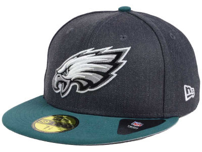 Philadelphia Eagles New Era NFL Shader Melt 59FIFTY Cap