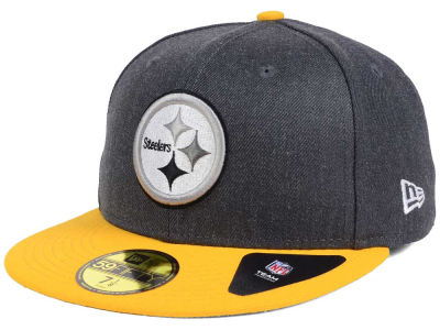 Pittsburgh Steelers New Era NFL Shader Melt 59FIFTY Cap