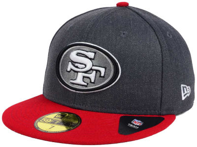 San Francisco 49ers New Era NFL Shader Melt 59FIFTY Cap
