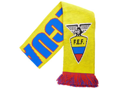 Ecuador National Team Scarf