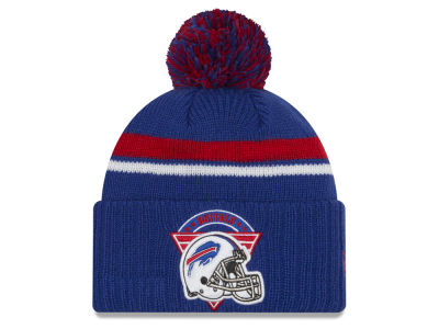 Buffalo Bills New Era NFL Diamond Stacker Knit