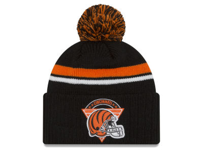 Cincinnati Bengals New Era NFL Diamond Stacker Knit