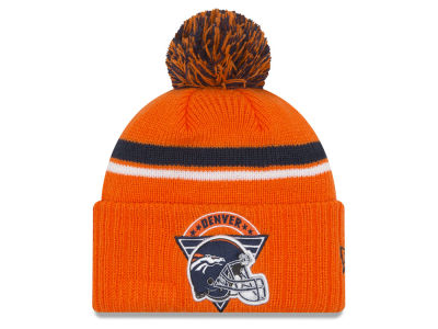 Denver Broncos New Era NFL Diamond Stacker Knit