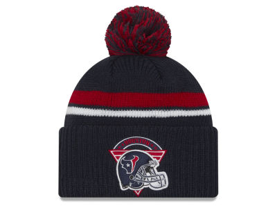 Houston Texans New Era NFL Diamond Stacker Knit