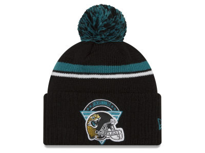 Jacksonville Jaguars New Era NFL Diamond Stacker Knit
