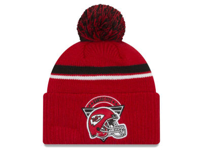 Kansas City Chiefs New Era NFL Diamond Stacker Knit