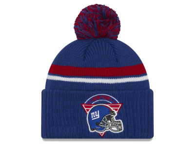New York Giants New Era NFL Diamond Stacker Knit