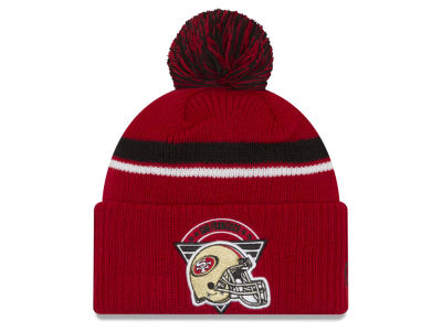 San Francisco 49ers New Era NFL Diamond Stacker Knit