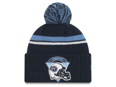 Tennessee Titans New Era NFL Diamond Stacker Knit