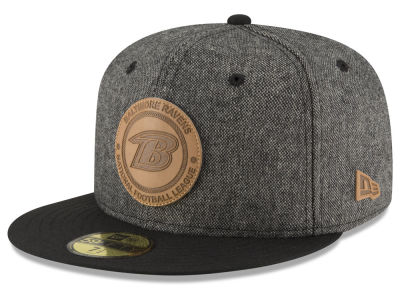 Baltimore Ravens New Era NFL Vintage Tweed 59FIFTY Cap