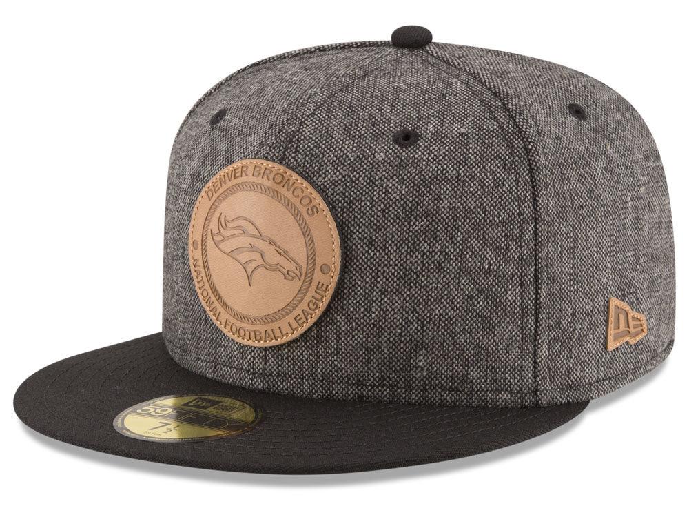 8ba109bb ... best price denver broncos new era nfl vintage tweed 59fifty cap d4418  9d827