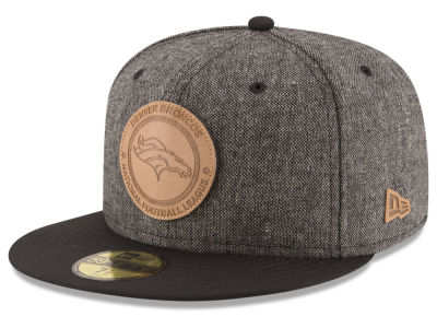 Denver Broncos New Era NFL Vintage Tweed 59FIFTY Cap