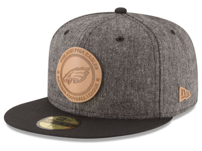 Philadelphia Eagles New Era NFL Vintage Tweed 59FIFTY Cap