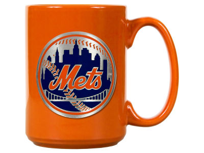 New York Mets 15 oz Ceramic Mug