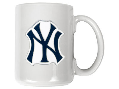 New York Yankees 15 oz Ceramic Mug