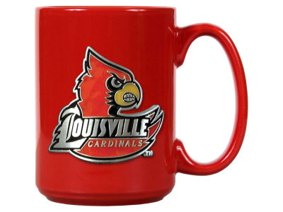 Louisville Cardinals 15 oz Ceramic Mug