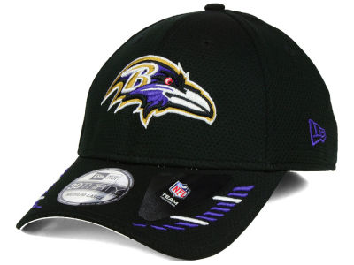 Baltimore Ravens New Era NFL Team Hashmark 39THIRTY Cap
