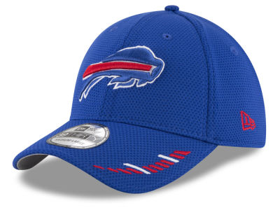 Buffalo Bills New Era NFL Team Hashmark 39THIRTY Cap