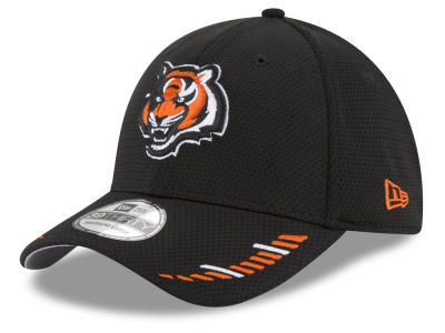 Cincinnati Bengals New Era NFL Team Hashmark 39THIRTY Cap